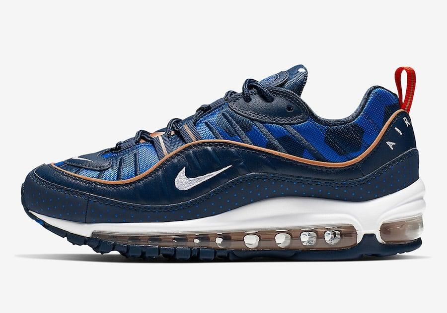 Nike Air Max 98 CI9105-400 Release Info