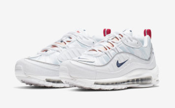 Nike Air Max 98 Premium Nos Differences Nous CI9105-100 Release Info