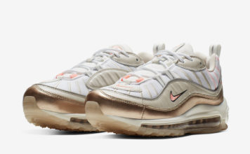 53ca9666fe645 Nike Air Max 98 Coming Soon in  Rose Gold . May 5