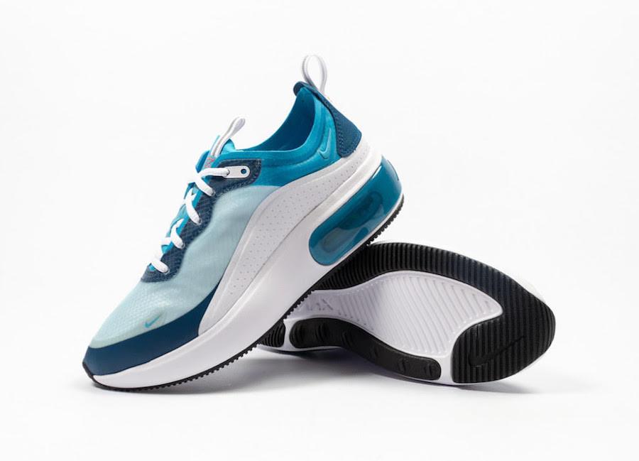 Nike Air Max Dia Blue Force AR7410-104 Release Info