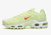 Nike Air Max Plus Barely Volt CI9090-700 Release Info
