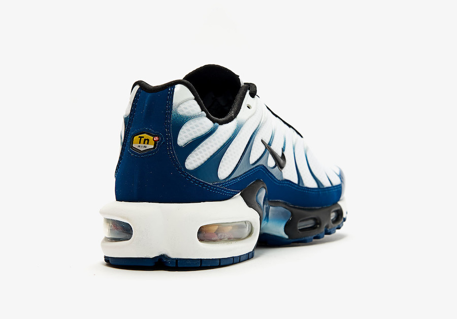Nike Air Max Plus Blue Force CD7061-100 Release Info