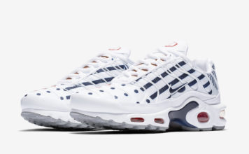 Nike Air Max Plus France CI9103-100 Release Info