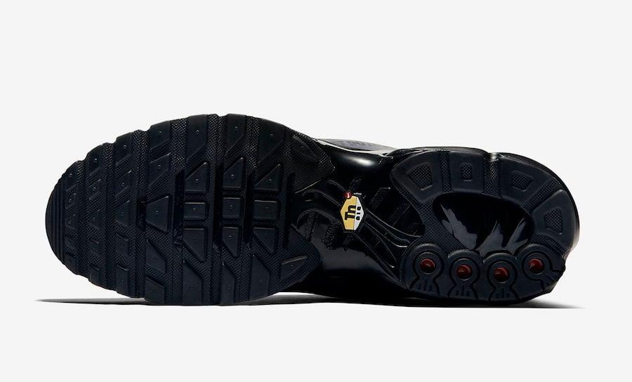 Nike Air Max Plus Just Do It Black Iridescent CJ9697-001 Release Info