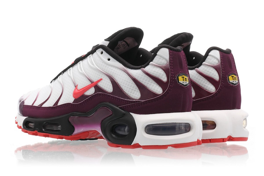 Nike Air Max Plus SE Bordeaux CD7061-101 Release Info