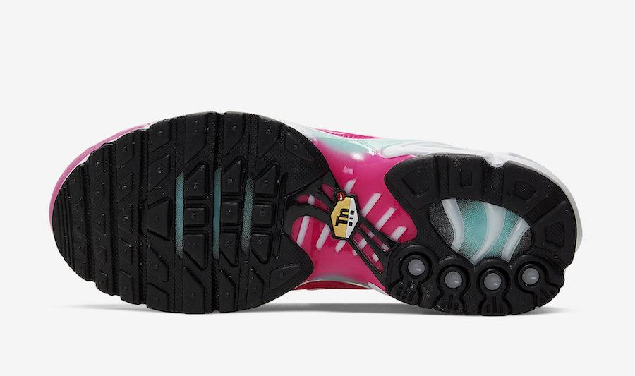 Nike Air Max Plus South Beach 718071-102 Release Info