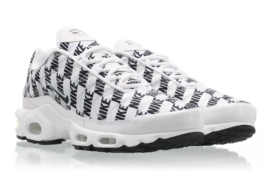 Nike Air Max Plus White Black CJ5331-100 Release Info