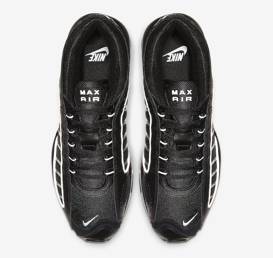 Nike Air Max Tailwind 4 Black Silver AQ2567-003 Release Info