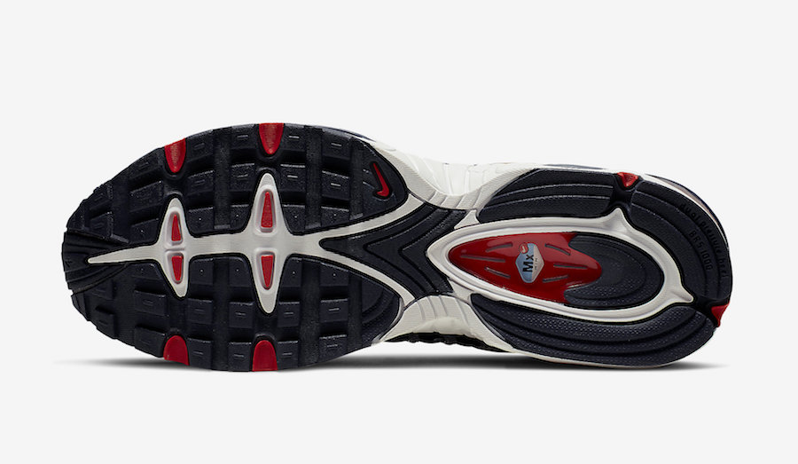 Nike Air Max Tailwind 4 USA CK0849-400 Release Info