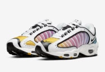Nike Air Max Tailwind 4 White Multicolor CJ6534-115 Release Info