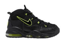 Nike Air Max Uptempo Black Volt CK0892-001 Release Info