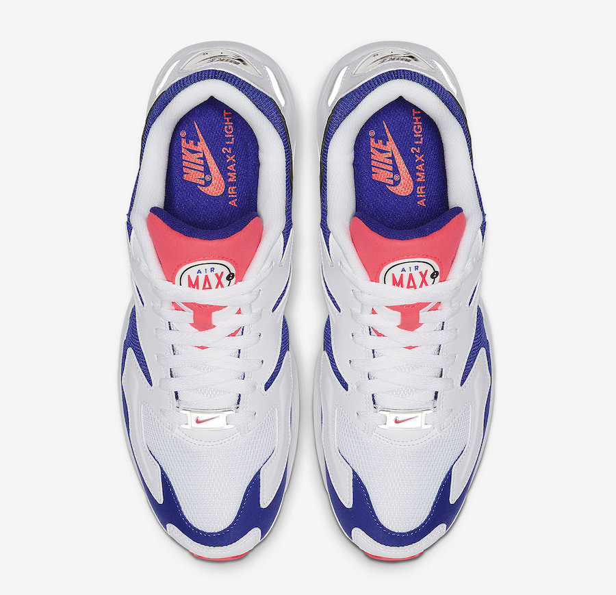 Nike Air Max2 Light AO1741-104 Release Info