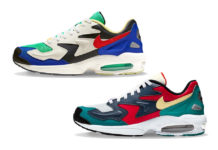 Nike Air Max2 Light BV1359-400 BV1359-600 Release Info