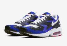 Nike Air Max2 Light CJ0547-400 Release Info