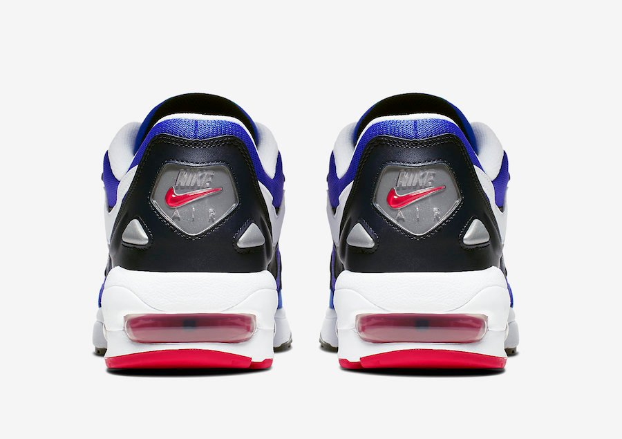 Nike Air Max2 Light CJ0547-400 Release Info