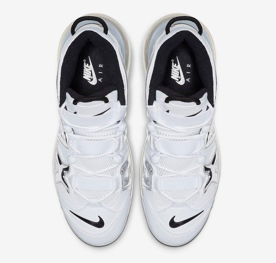 Nike Air More Uptempo 720 White Chrome BQ7668-100 Release Info