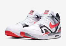 Nike Air Tech Challenge 2 Hot Lava CJ1437-100 Release Info