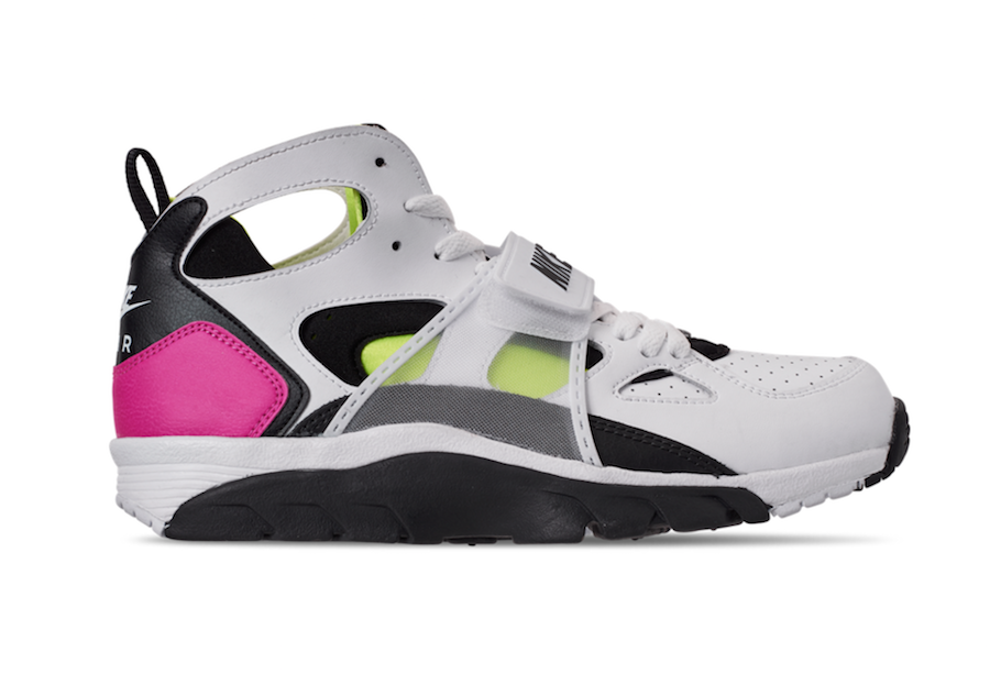 official photos 0bbab f326c Nike Air Trainer Huarache Laser Fuchsia Volt 679083-109 ...