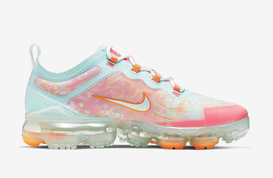 Nike Air VaporMax 2019 CD7096-300 Release Info
