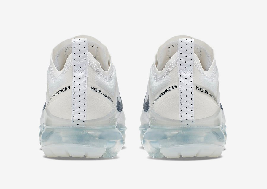 Nike Air VaporMax 2019 France CI9106-100 Release Info