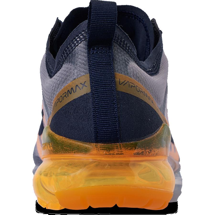 Nike Air VaporMax 2019 Midnight Navy Laser Orange AR6631-401 Release Info