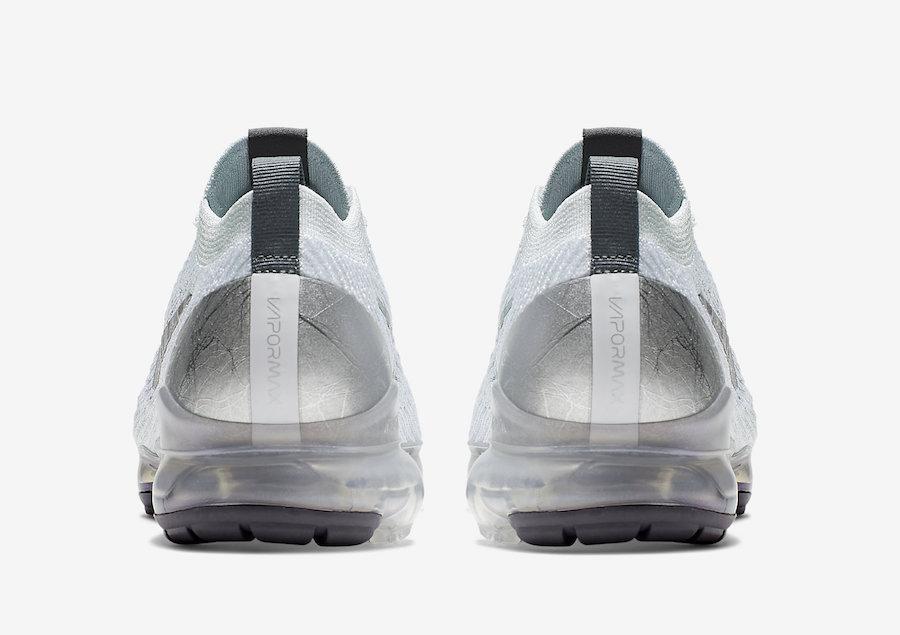 Nike Air VaporMax 3.0 Pure Platinum AJ6900-101 Release Info