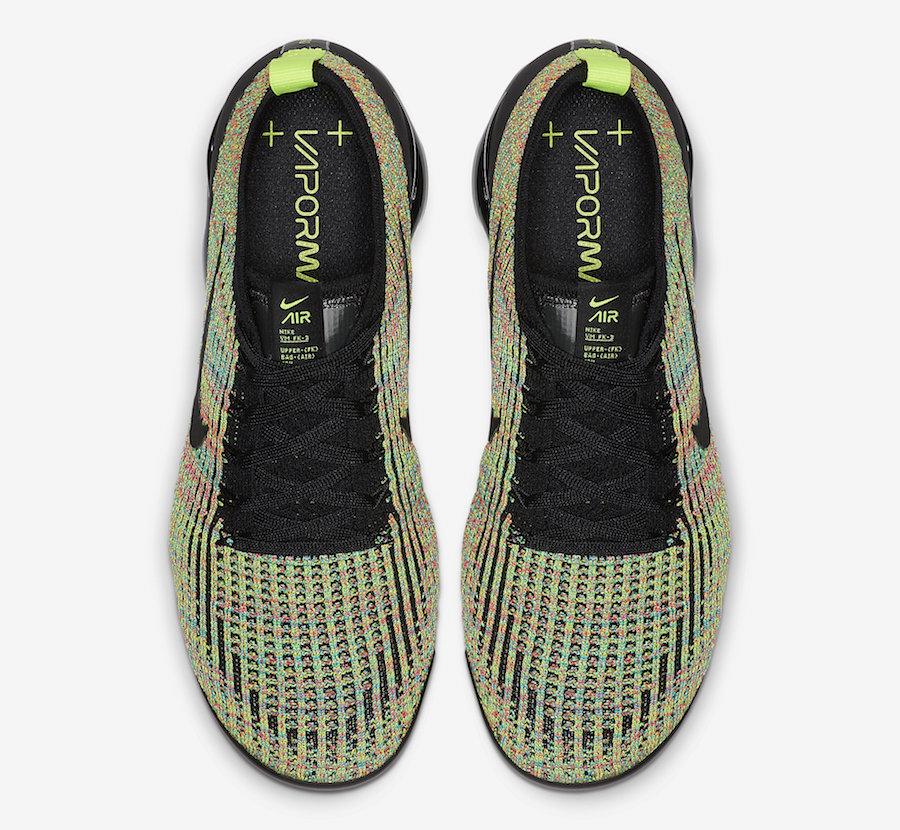 Nike Air VaporMax 3.0 Multi-Color Release Info AJ6900-006