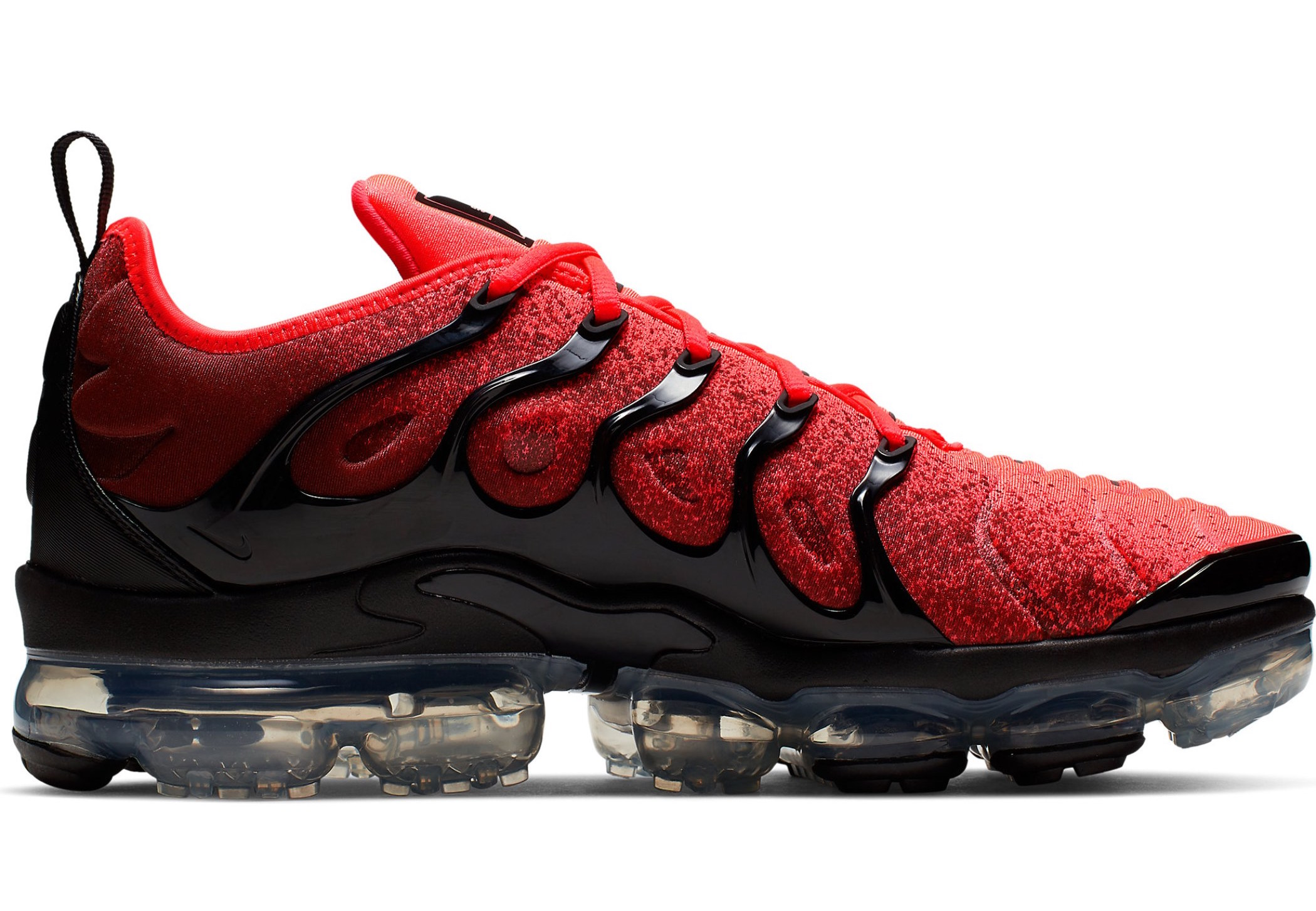 Nike Air VaporMax Plus Black Flash Crimson CJ0642-001 Release Info