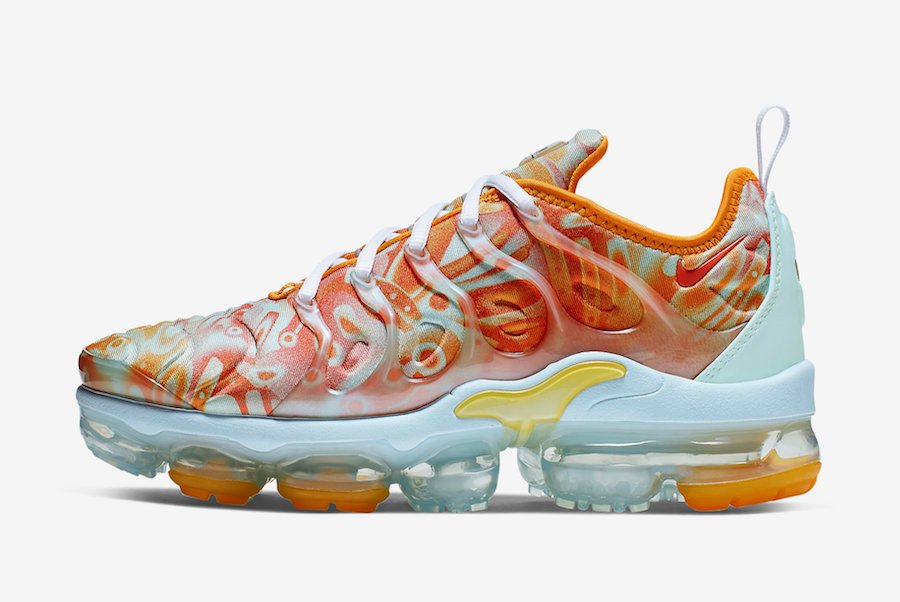 Nike Air VaporMax Plus CD7009-300 Release Info