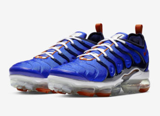 Nike Air VaporMax Plus Racer Blue University Red CJ0553-400 Release Info