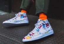 Nike Blazer High Patchwork Release Info