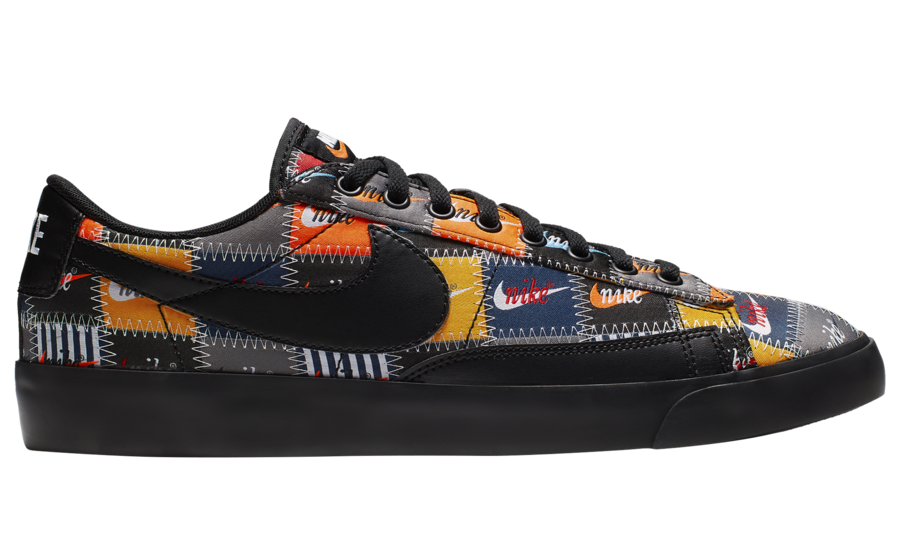 Nike Blazer Low Patchwork CI9888-001 Release Info