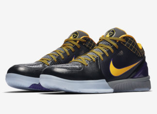 Nike Kobe 4 Protro Carpe Diem AV6339-001 Release Info