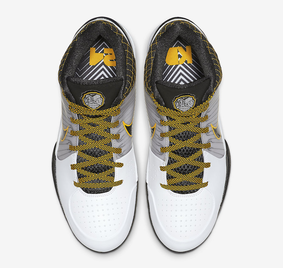 obtener Parte Una noche  Nike Zoom Kobe 4 Protro Del Sol AV6339-101 Release Info | SneakerFiles