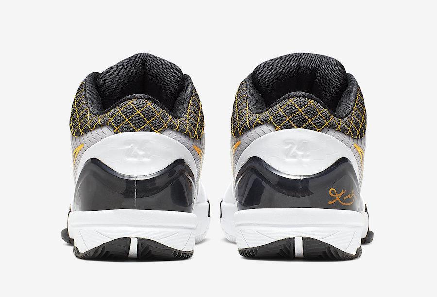 Nike Zoom Kobe 4 Protro Del Sol AV6339 101 Release Info