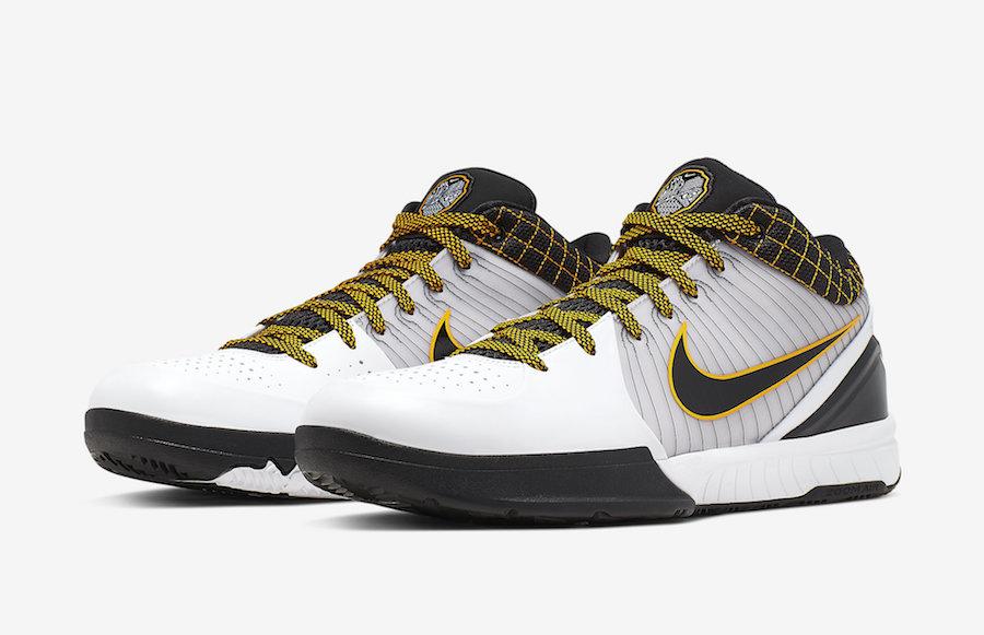Nike Zoom Kobe 4 Protro Del Sol AV6339