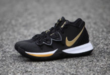 timeless design fa52f 1bc4d Nike Kyrie 5 Releasing with Championship Vibes