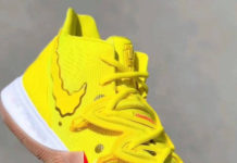 Nike Kyrie 5 SpongeBob Release Info