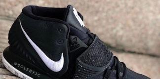 Nike Kyrie 6 Black White Release Date Info