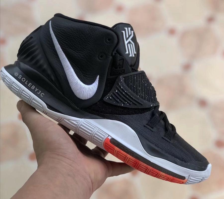 Nike Kyrie 6 Black White