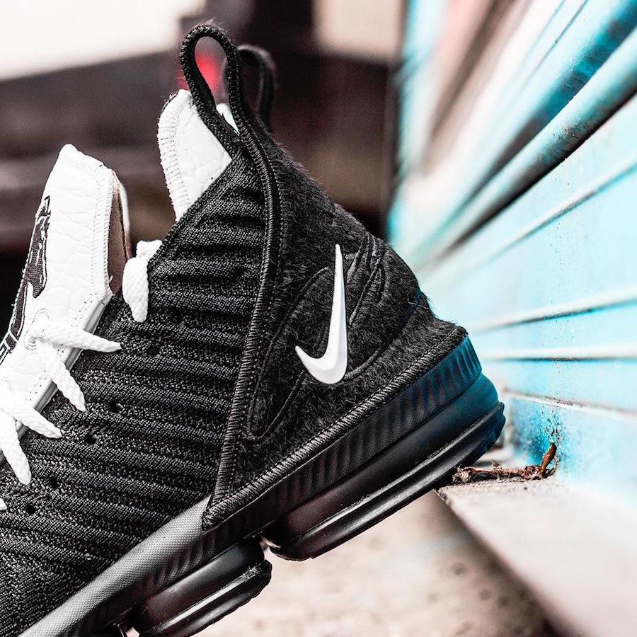 Nike LeBron 16 Four Horsemen CI7862-001 Release Info