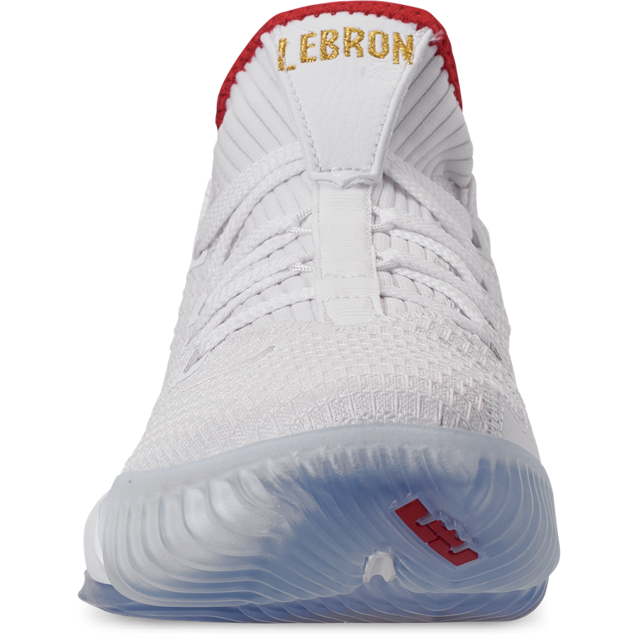 Nike LeBron 16 Low NBA Draft CI2668-100 Release Info