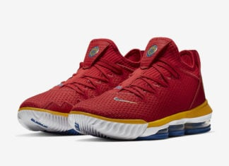 67503d8a1f4d Nike LeBron 16 Low Releasing in  SuperBron  Theme