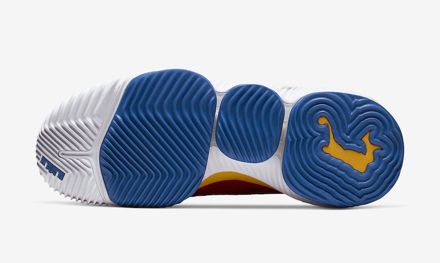 Nike LeBron 16 Low SuperBron CK2168-600 Release Info
