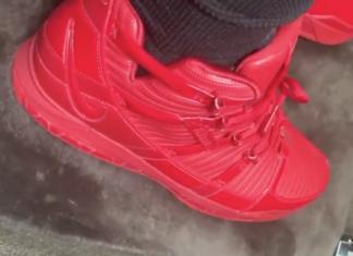 Nike LeBron 3 Red Release Info