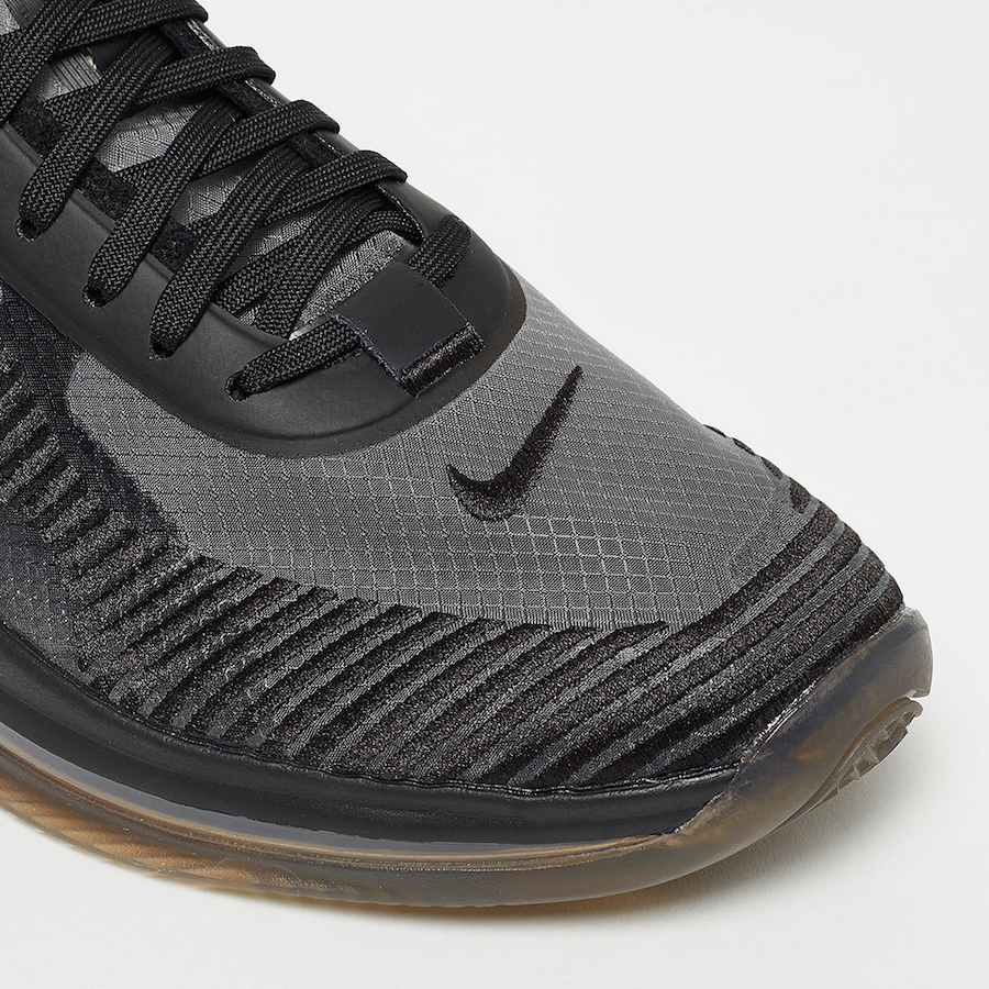 Nike LeBron Icon Triple Black AQ0114-001 Release Info
