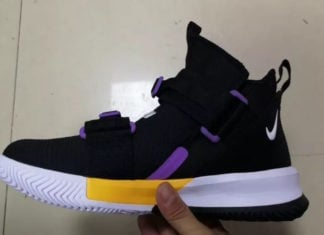 Nike LeBron Soldier 13 Lakers Release Info