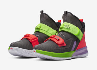 official photos e5f70 99767 Nike LeBron Soldier 13 is Releasing Soon