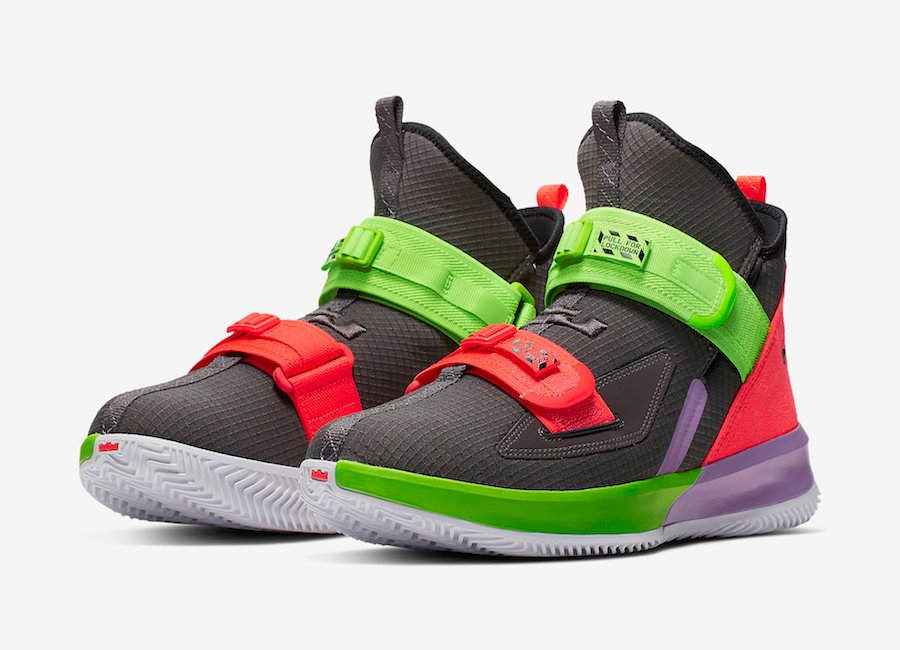 competitive price a6261 809bb Nike LeBron Soldier 13 Colorways + Release Dates | SneakerFiles
