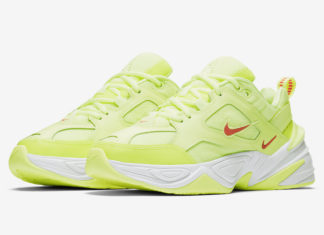 Nike M2K Tekno Barely Volt CJ5842-700 Release Info